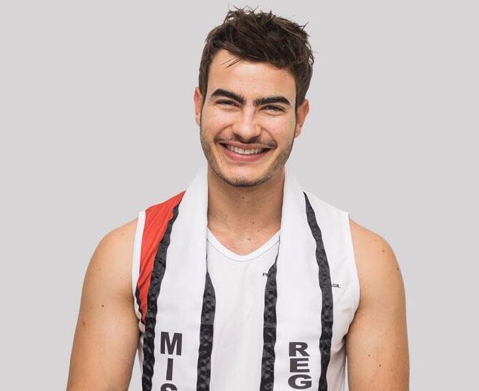 Saltopiraporense Lucas Ayres é eleito Mister São Paulo 2018